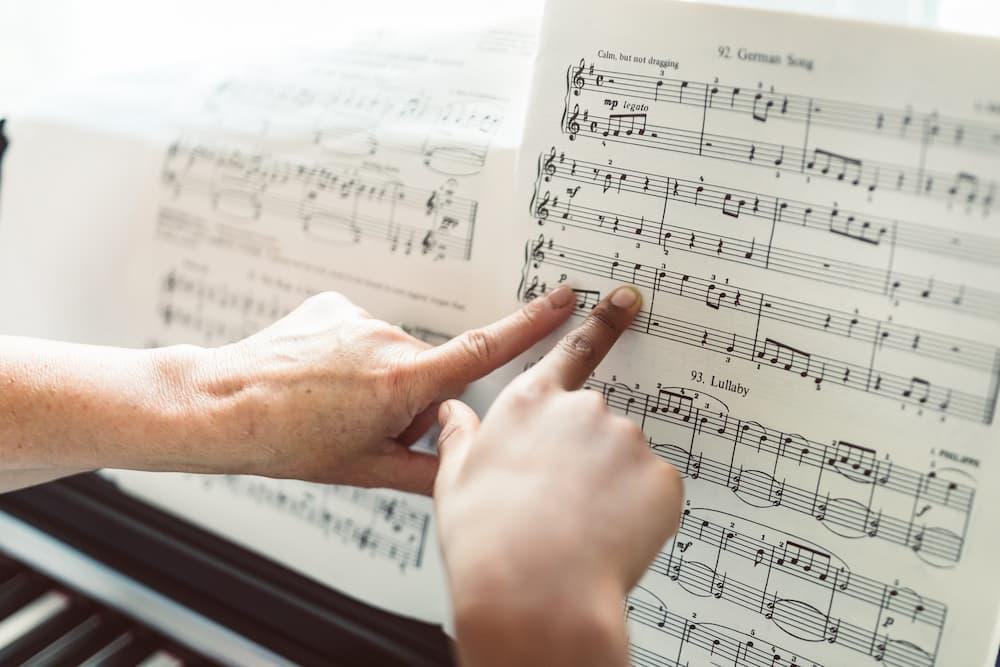 Les formations du professeur de musique