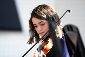 Devenir professeur de violon, l'aboutissement d'une vocation